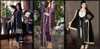 Latest Front-Open Double Shirt Dresses 2021 for Stylish Pakistani Girls