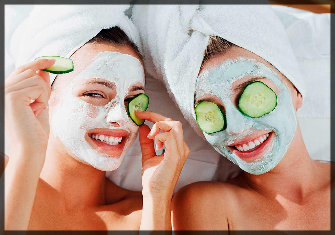 Cucumber Face Packs For Crystal Clear Skin