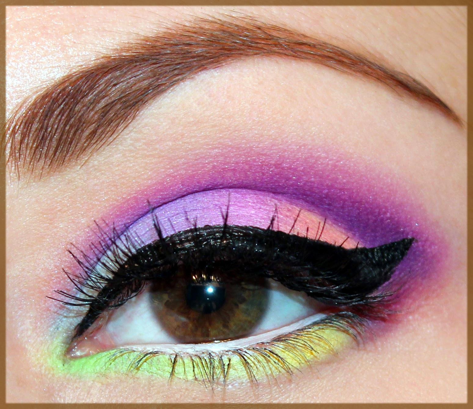 Dark Shades For Eyeshadows