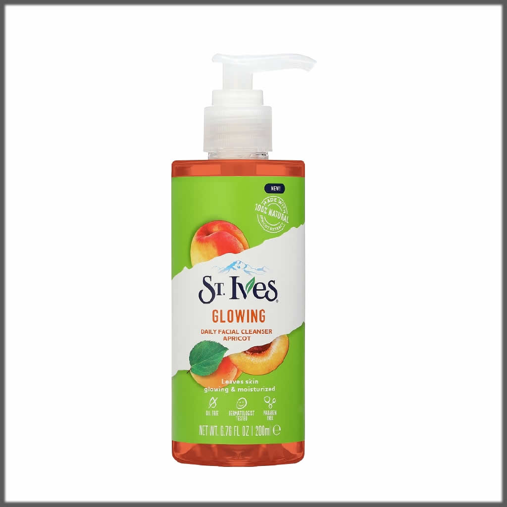 Face cleanser for daily care