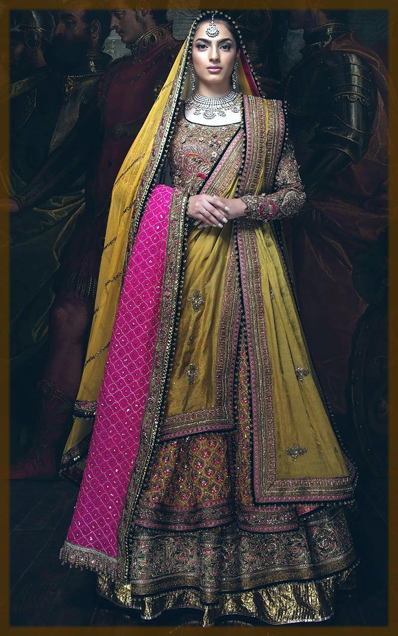 Fahad Hussyan Bridal Collection