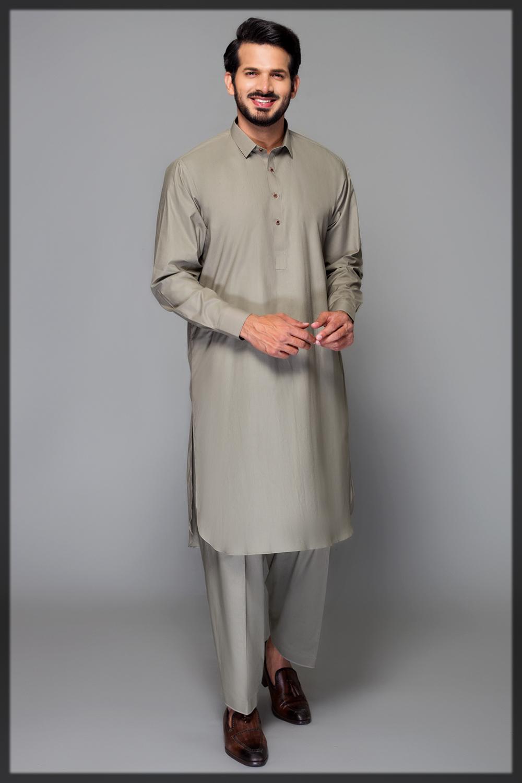 Gul Ahmed Shalwar Kameez Collection