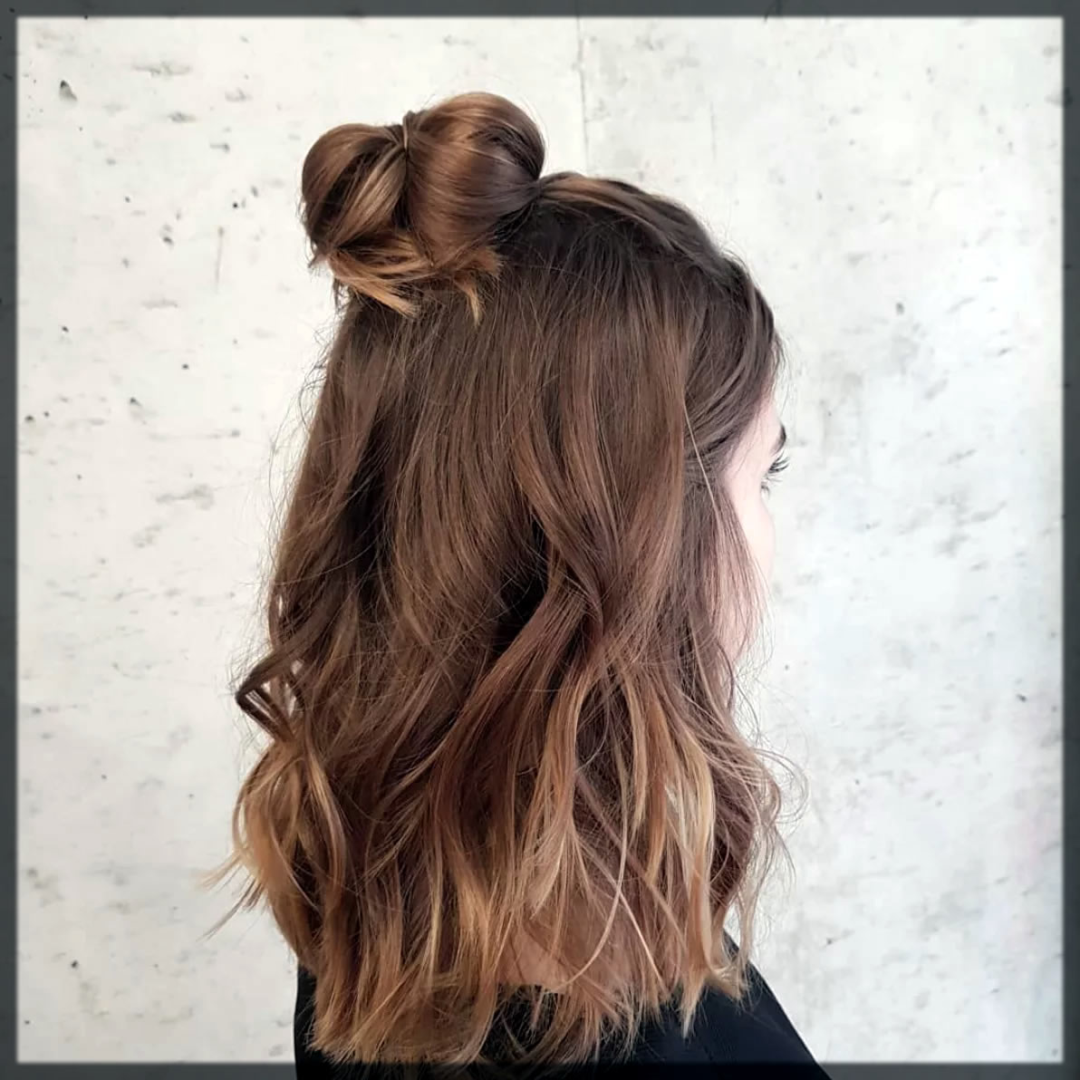 Half-up Hairstyles