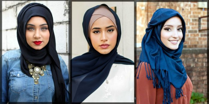 Hijab Wrapping Ideas For Different Face Shape