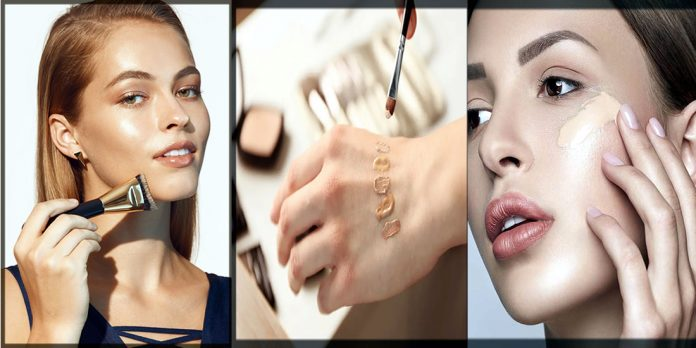 How To Choose The Right Foundation for your skin