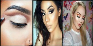 How to Do Cut Crease Eye Makeup - Step by Step Tutorial with Pictures