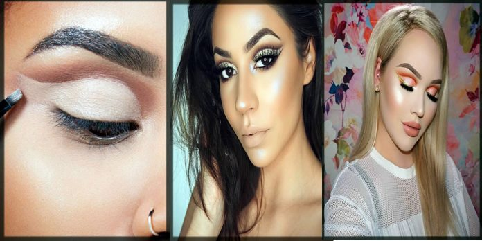 How To Do a Cut Crease Eye Makeup step by step tutorial