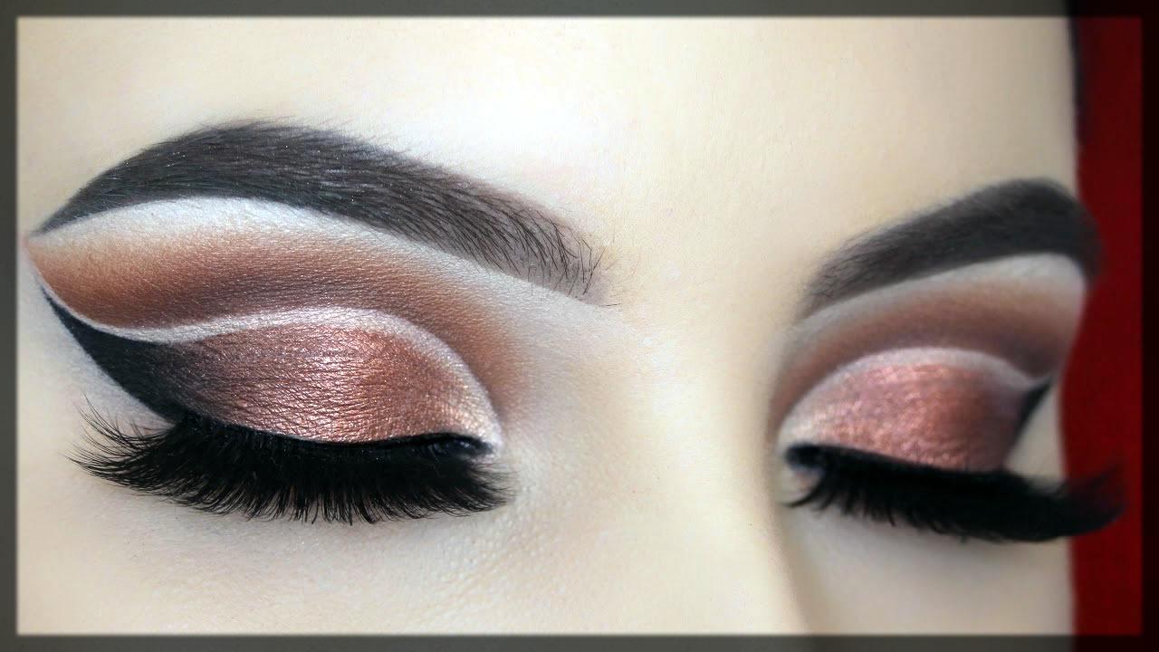How To Do a Cut Crease Eye Makeup