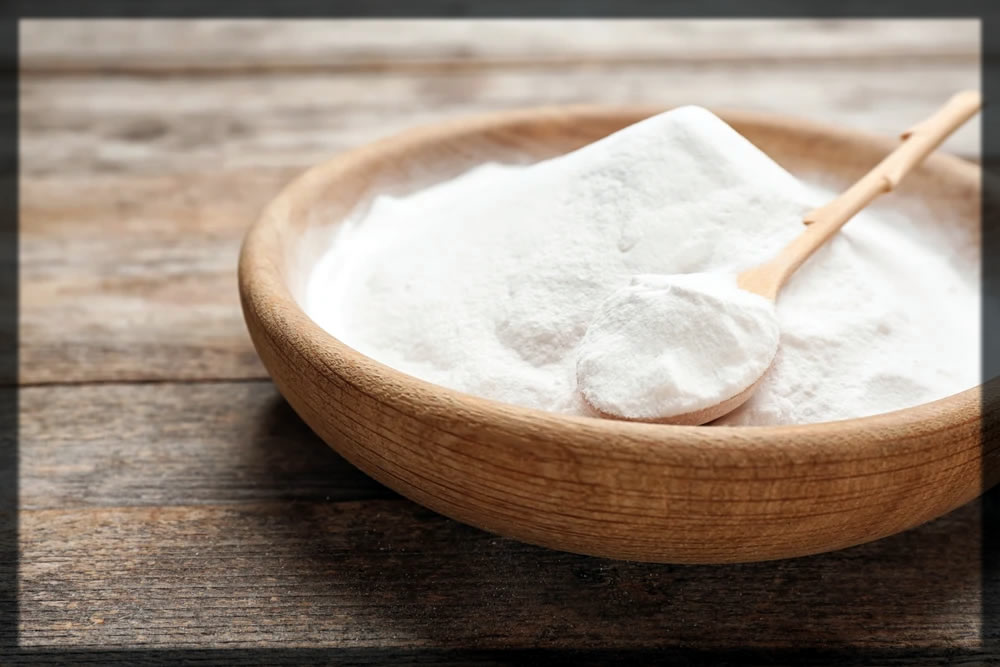 How To Get Rid Of Dark Neck with baking soda
