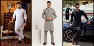 Gul Ahmed Shalwar Kameez Suits 2021 for Men - New Designs with Price