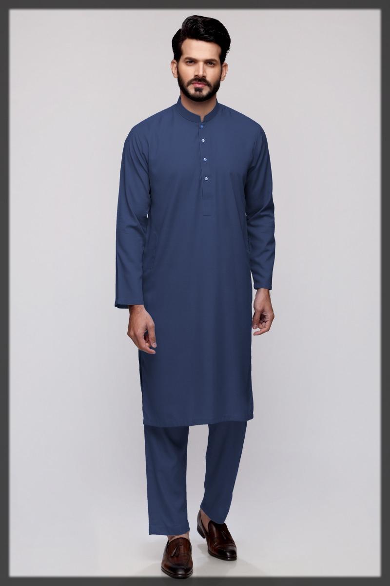 Latest Gul Ahmed Shalwar Kameez Collection for Men