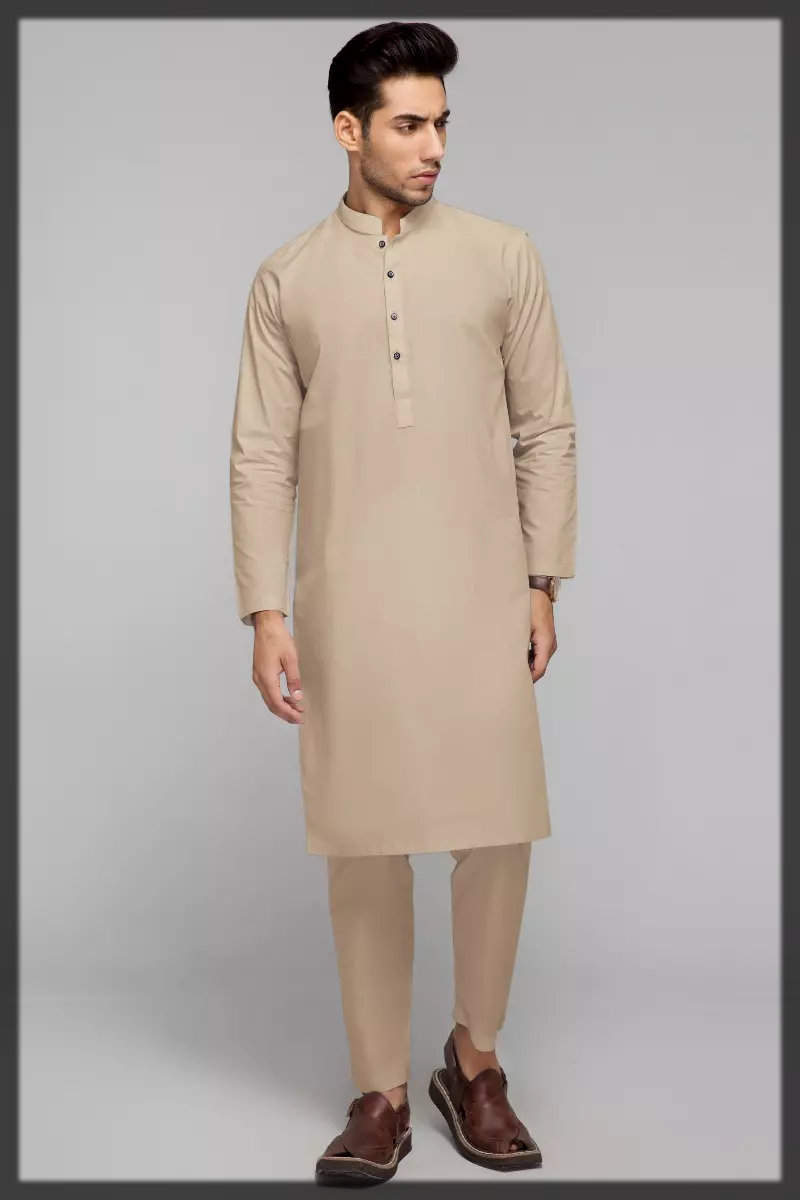 Latest Gul Ahmed Shalwar Kameez Suits in yellow hues