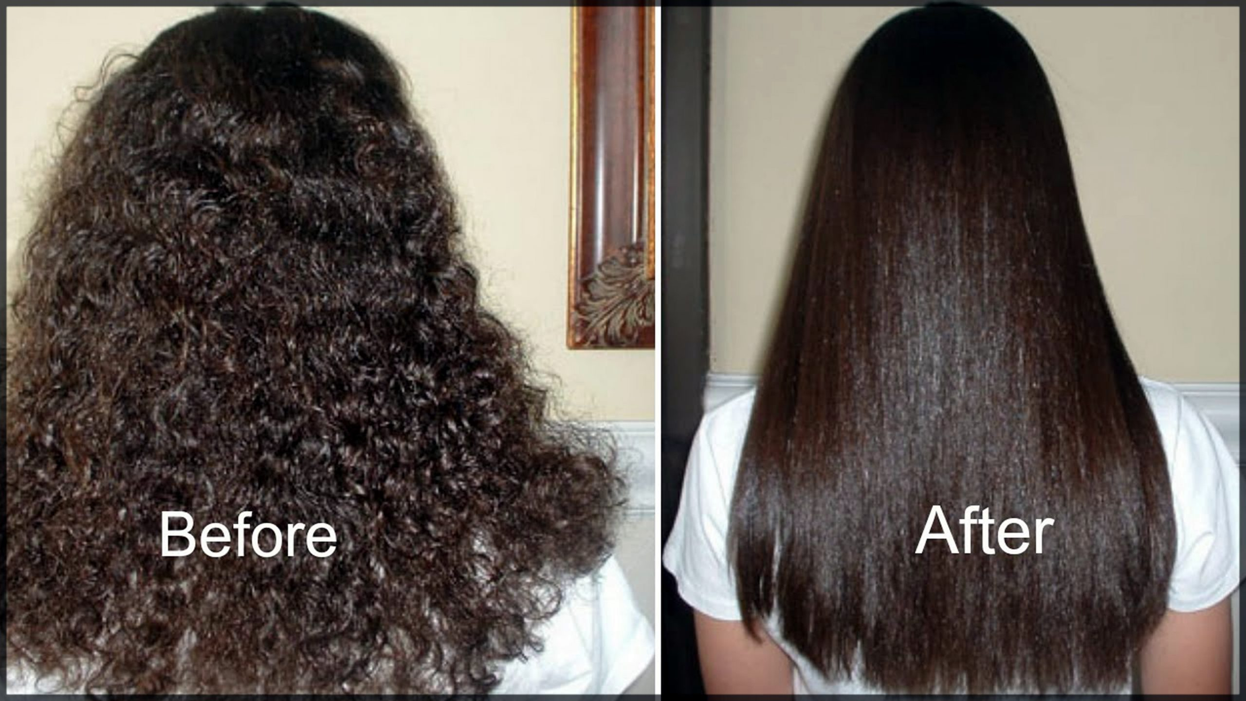 Natural Ways To Straighten Hair By Yourself At Home