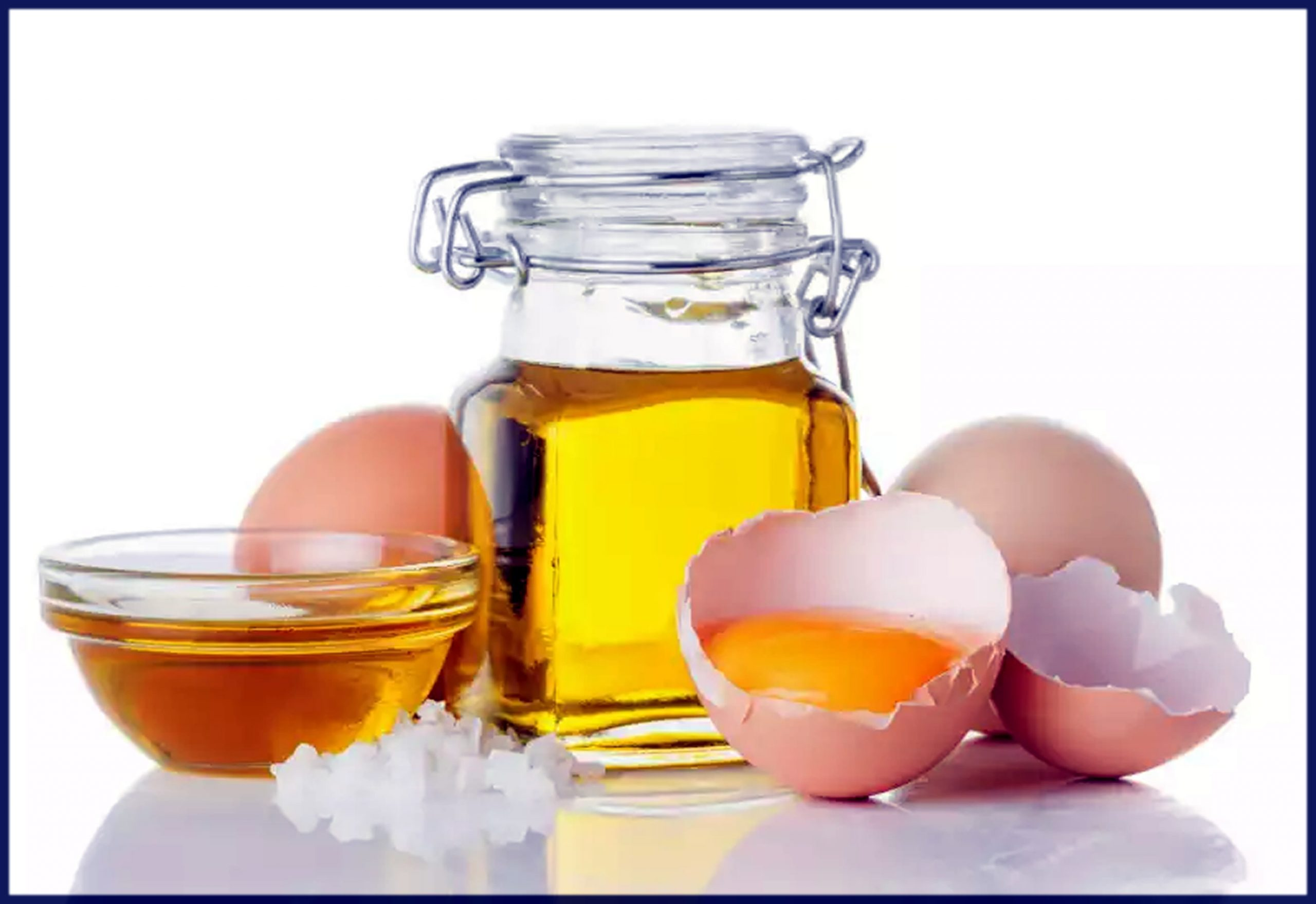 Olive Oil And Eggs