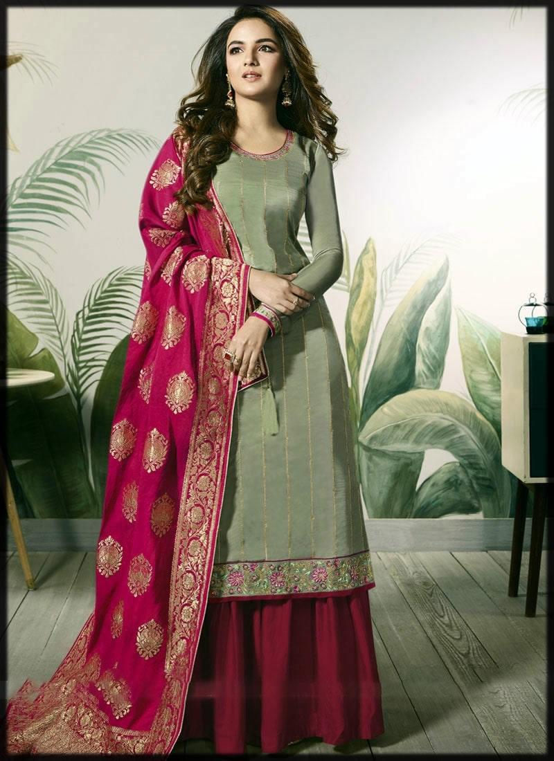 Pakistani silk dresses