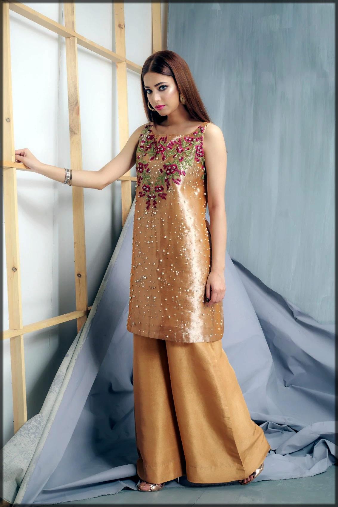 Party wear silk dresses