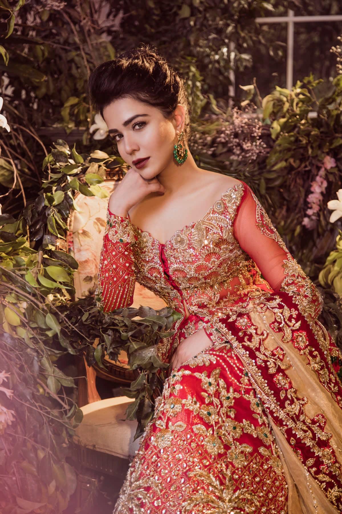 Saira Rizwan Bridal Collection