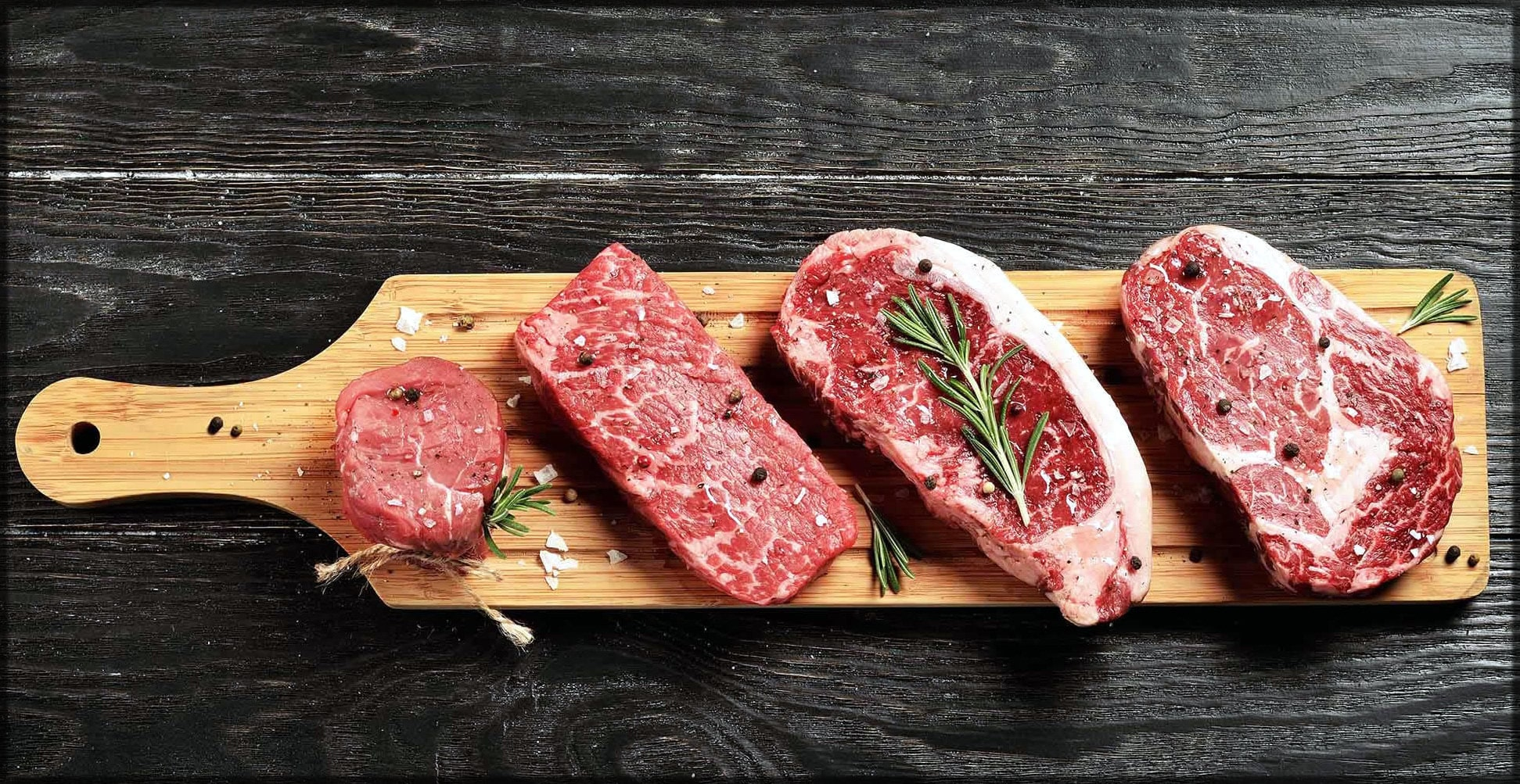 Red meat reduces eye bags