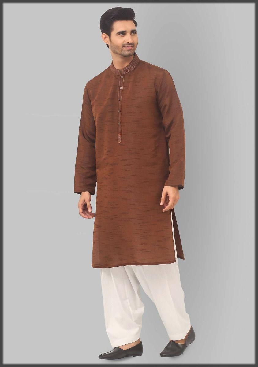 Stylish amir adnan kurta collection