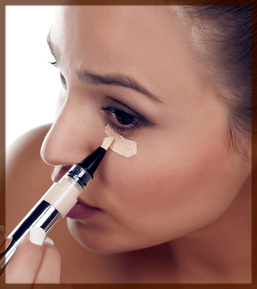 Use Concealer For Hiding Dark Circles