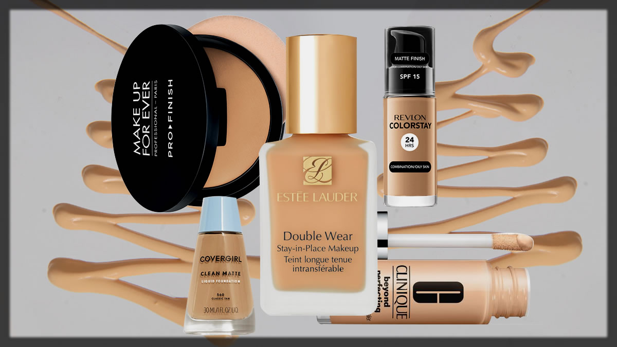 Use Oil-Free Foundations For Oily Skin