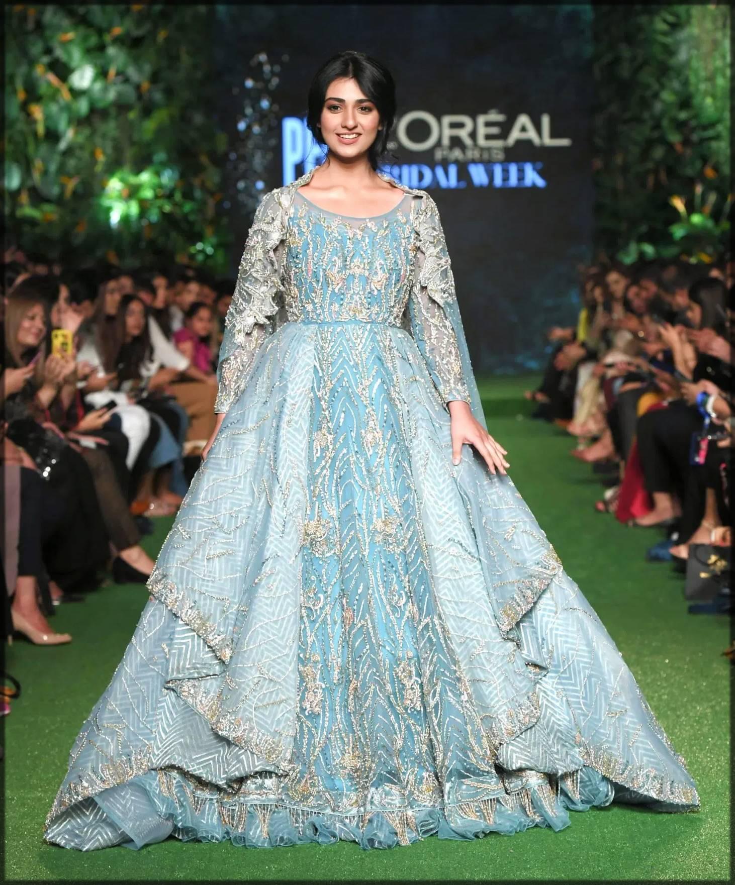ahmad sultan bridal collection - PLBW'19