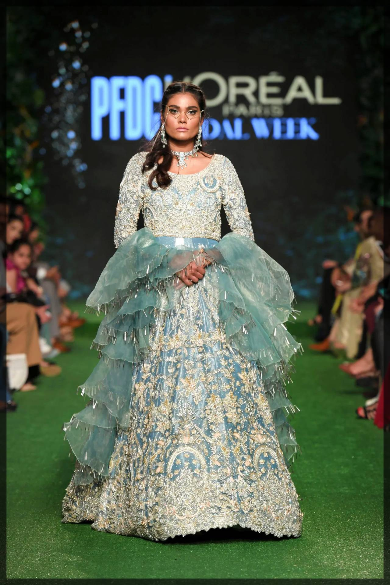 ahmed sultan bridal collection - PLBW'19