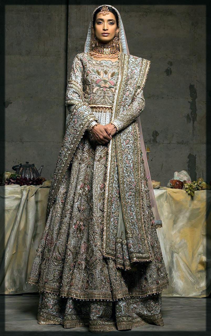 appealing Fahad Hussyan Bridal Collection