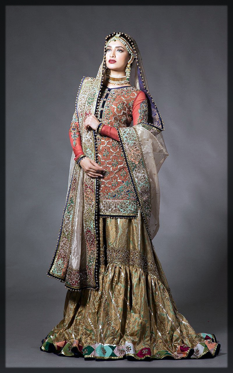 appealing bridal collection by fahad
