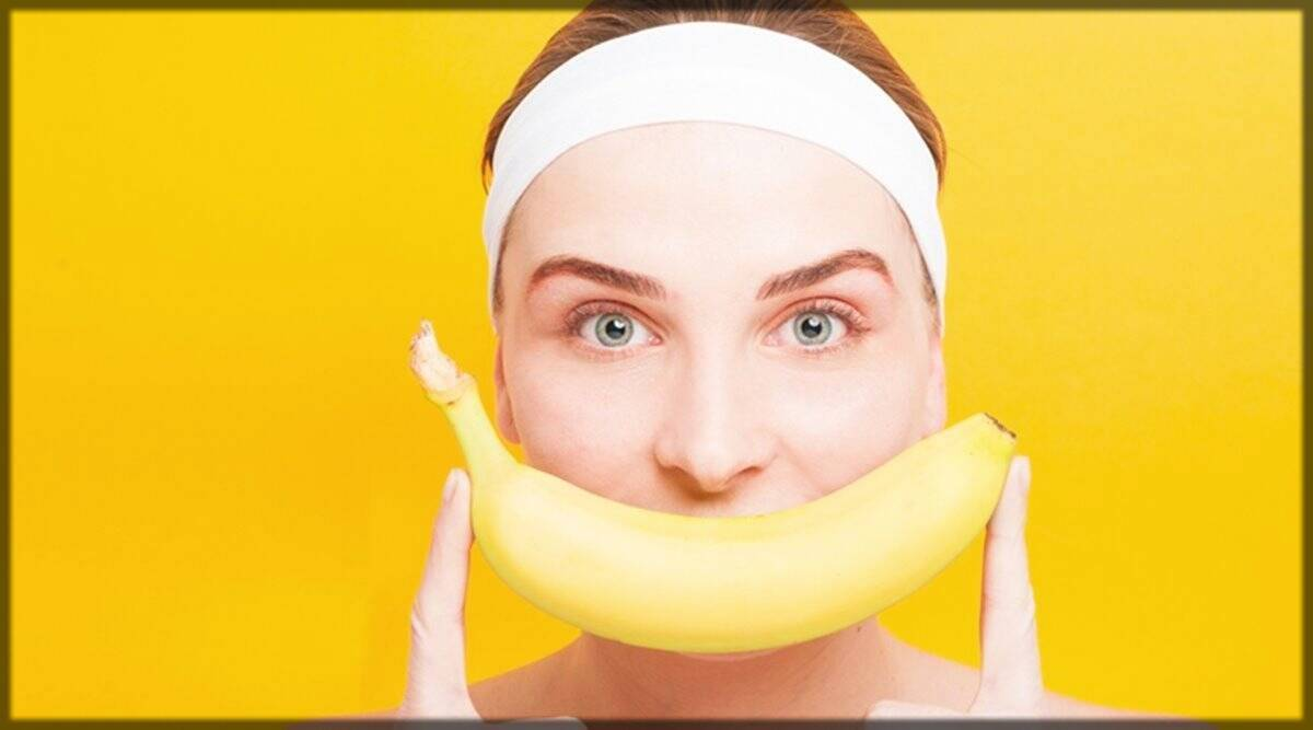 banana as a remedy for skin tag removal