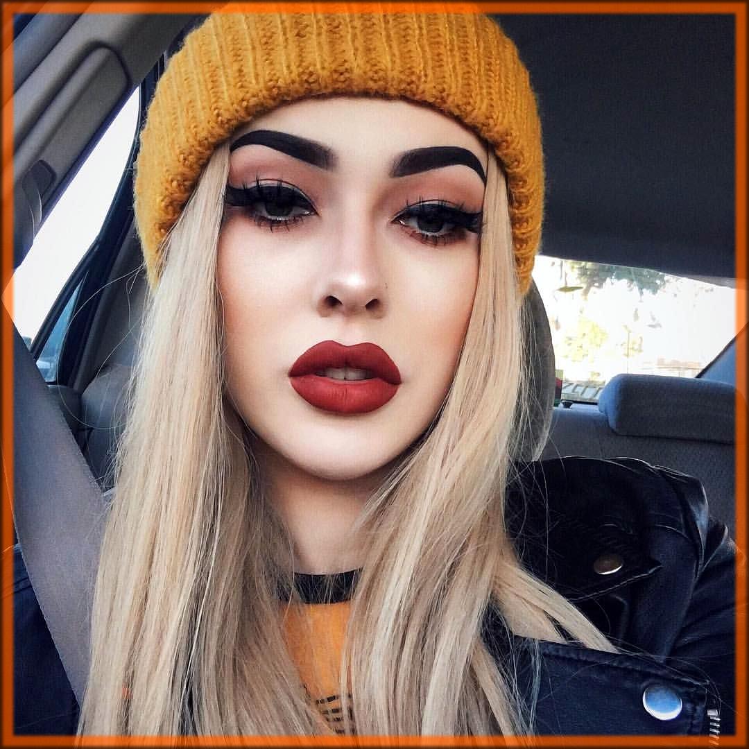 bold winter makeup tips and tricks