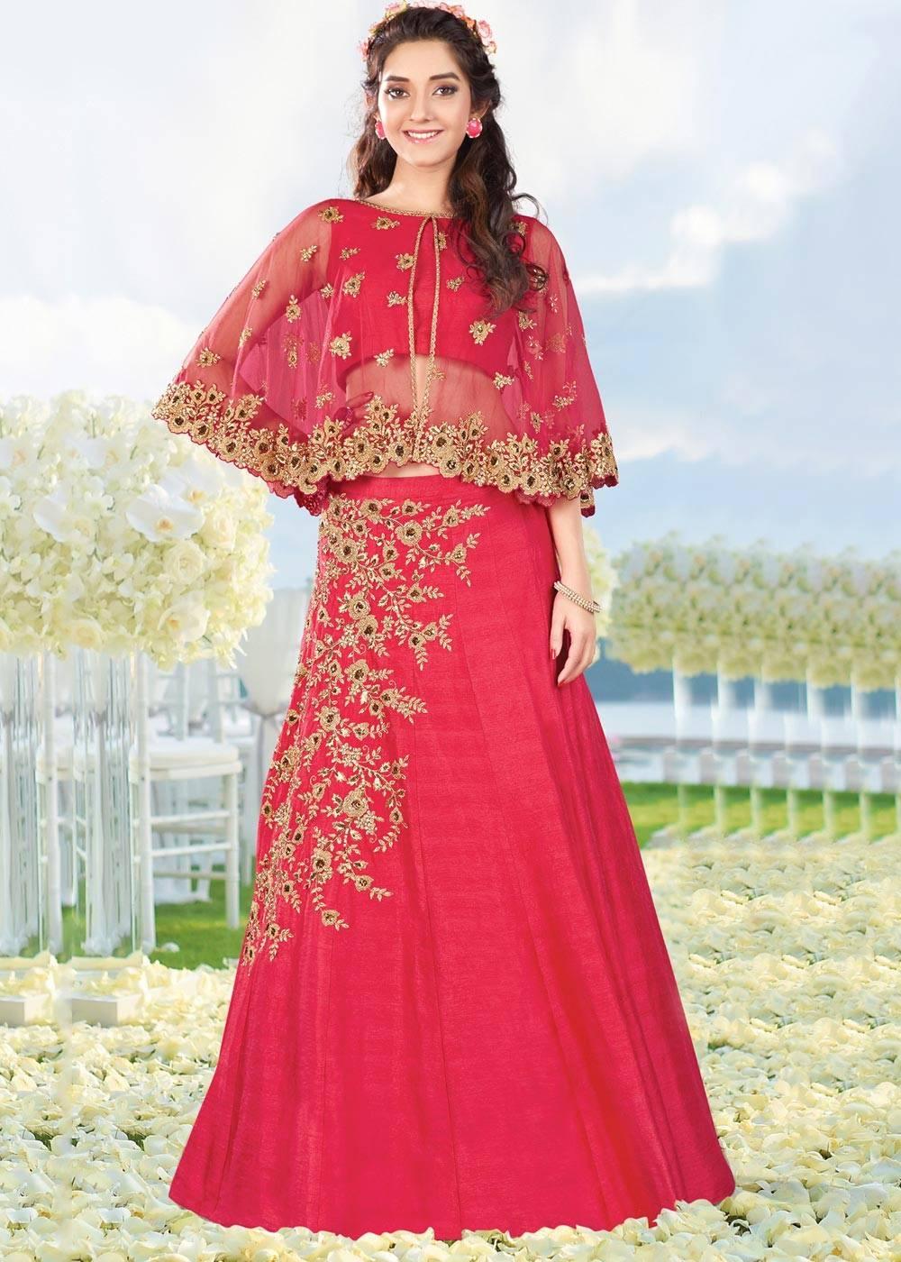 bridal cape style dress