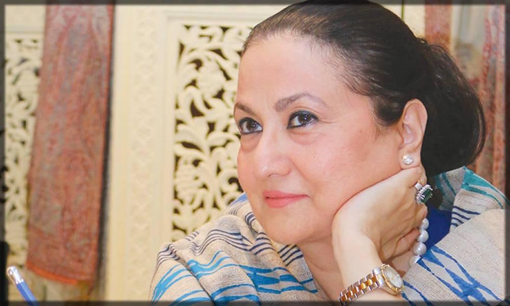 bunto kazmi - a renown pakistani fashion designer