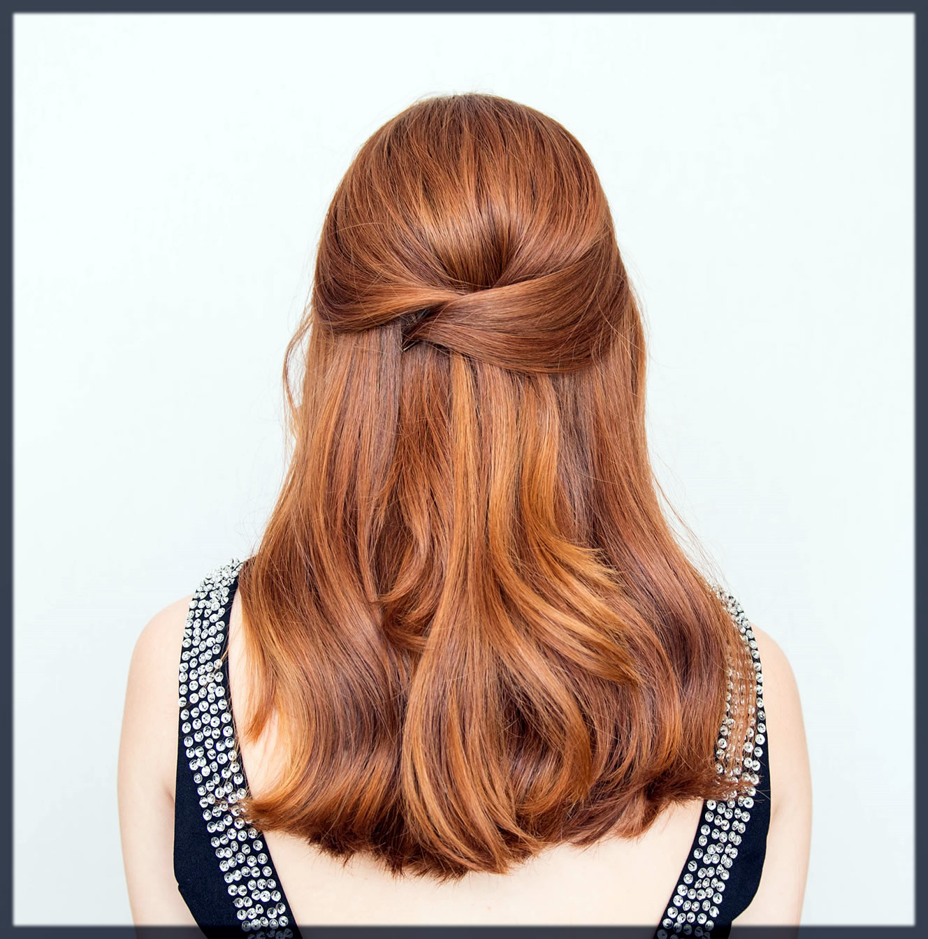 classy Half-up Hairstyles