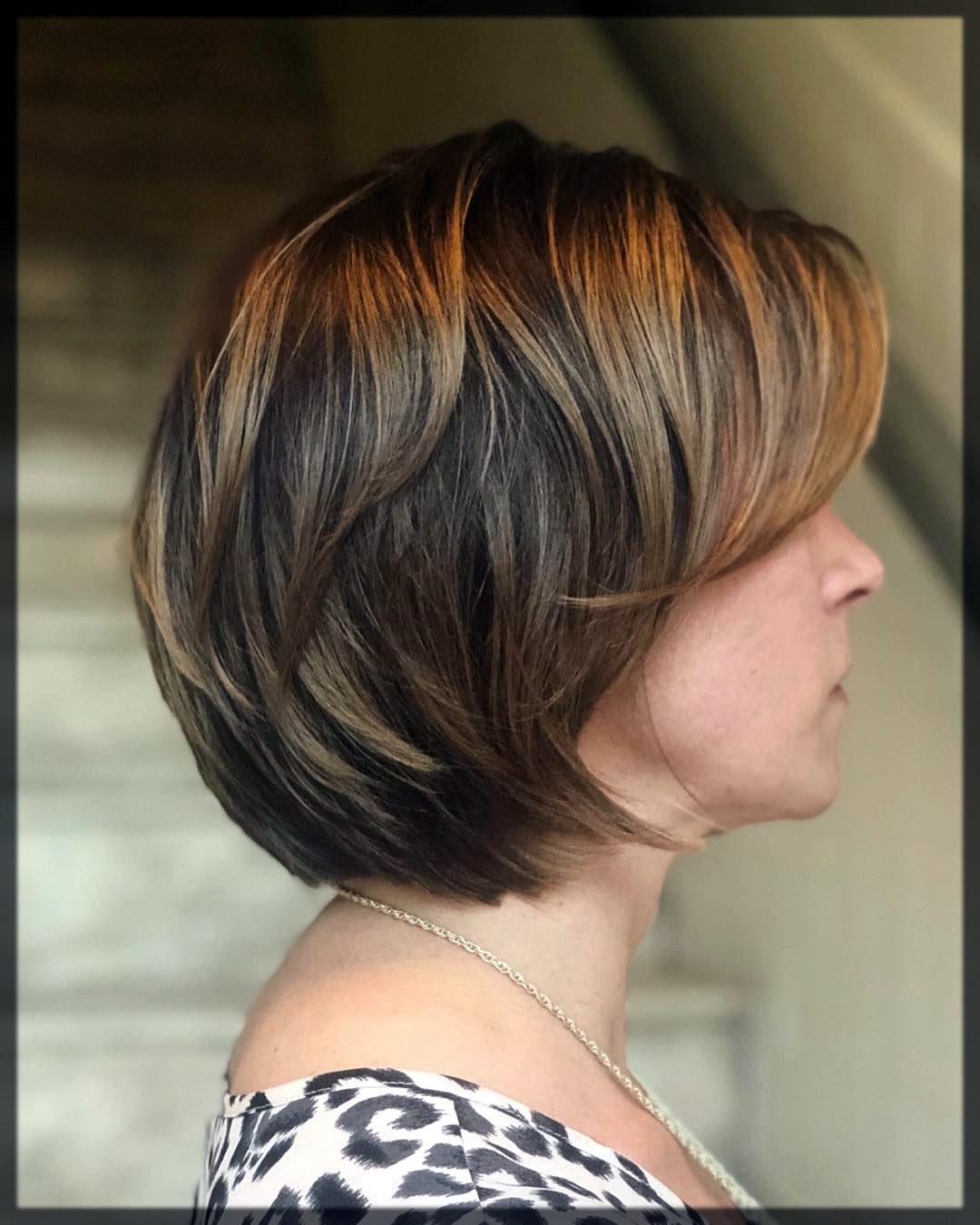classy short hairdo for girls