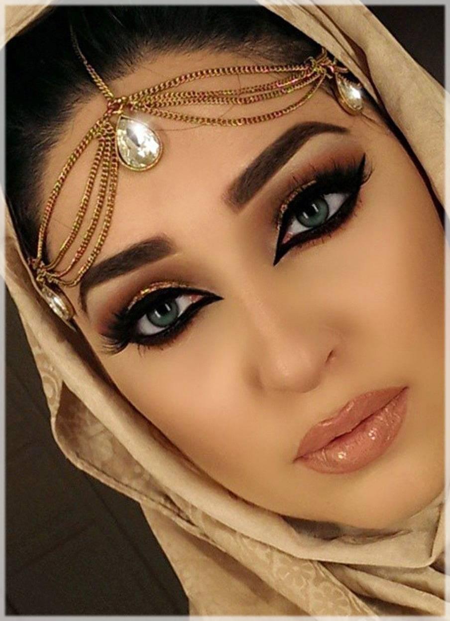 complete arabic makeup