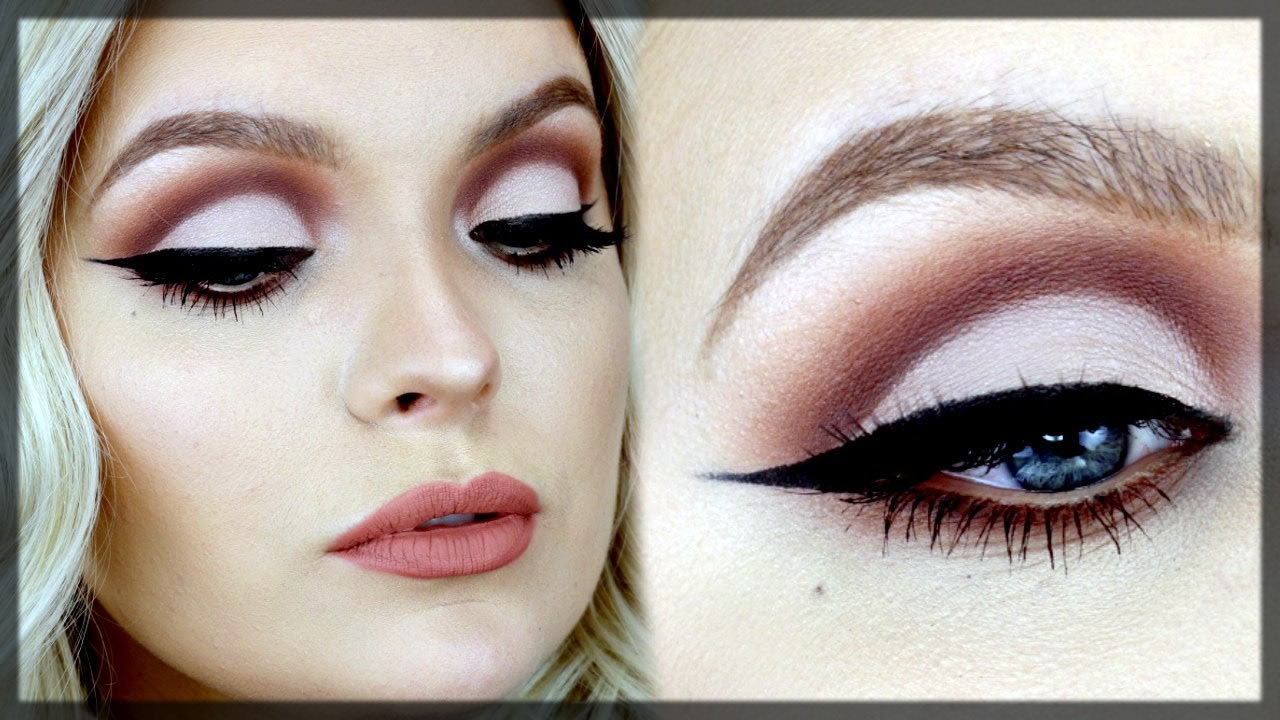 cut crease with liner