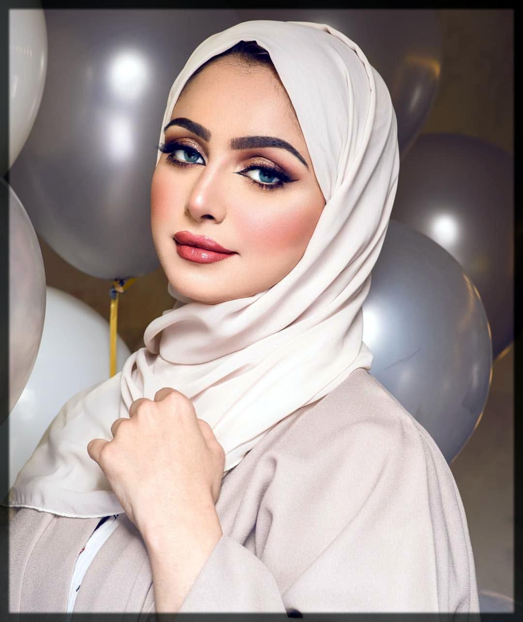 cute hijab makeup tutorial