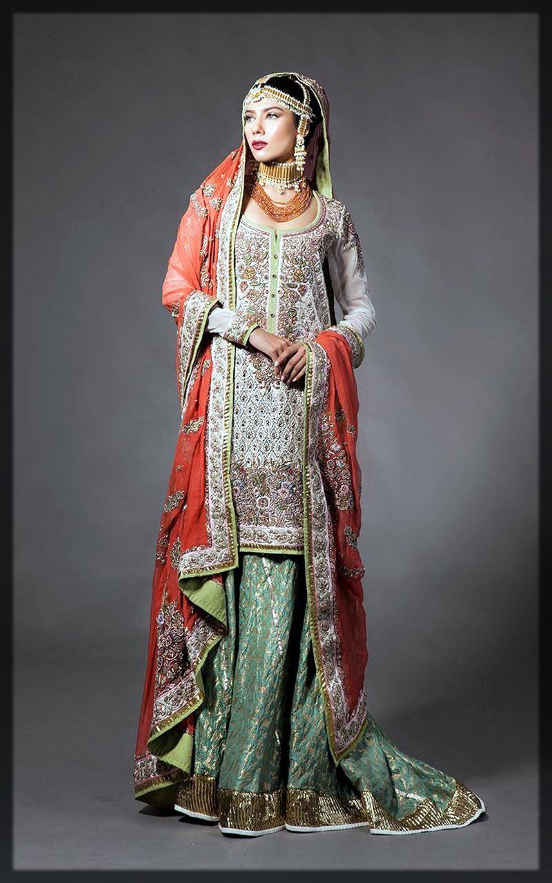 dazzling Fahad Hussyan Bridal Collection