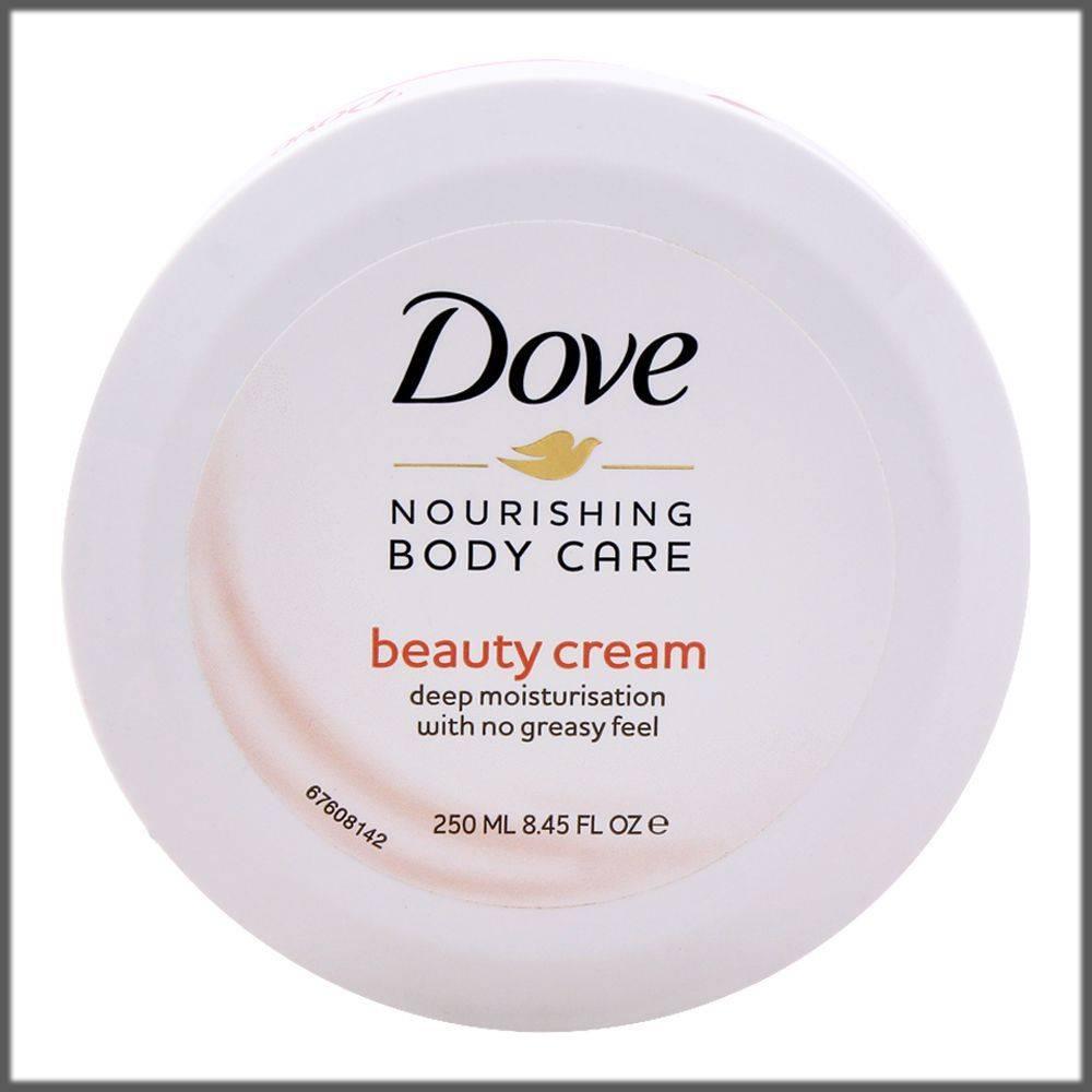 dove skincare cold cream for winters