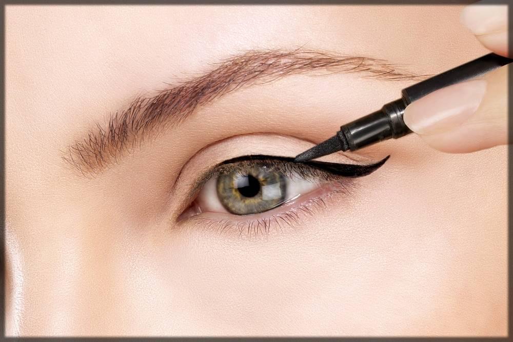 arabic eye makeup - step 7