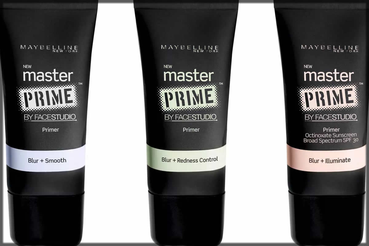 face primer for Must Have Makeup Products