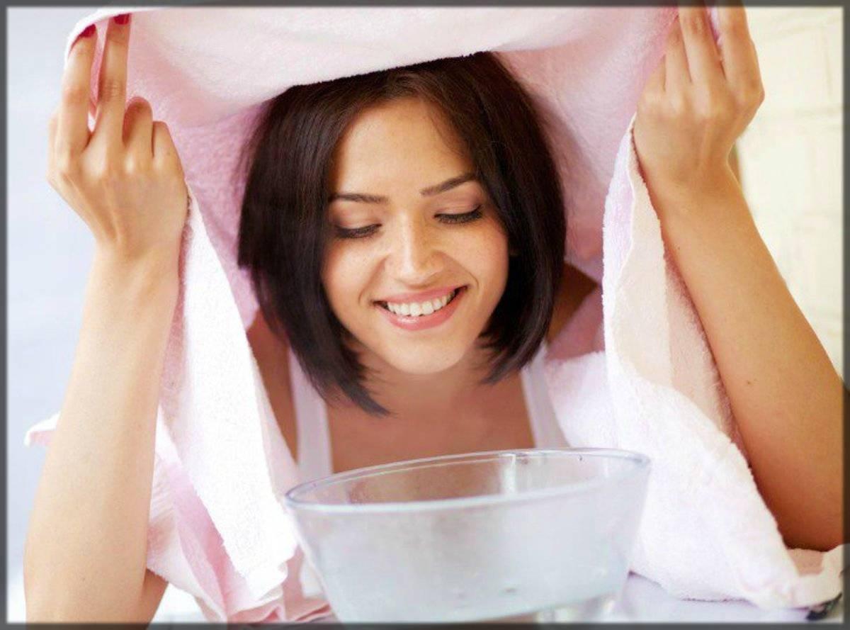 facial stream for skin whitening