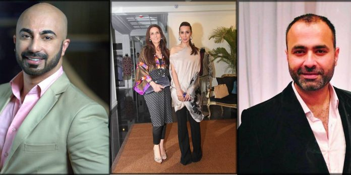 famous pakistani fashion designers
