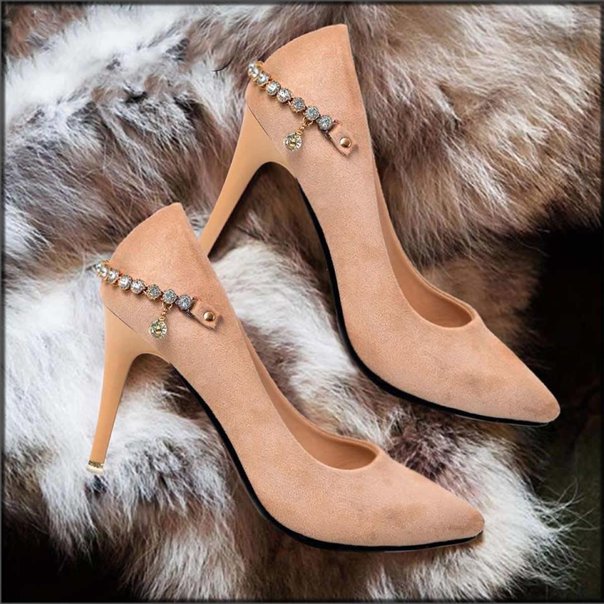 fancy Winter Shoes For Women