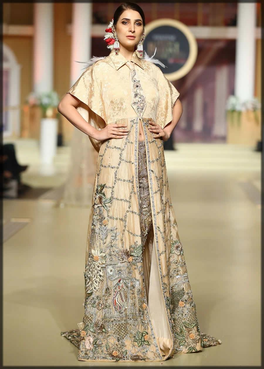 Pakistani Gown Style Dresses