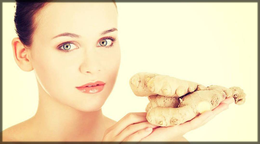 ginger as a home remedy for skin tags