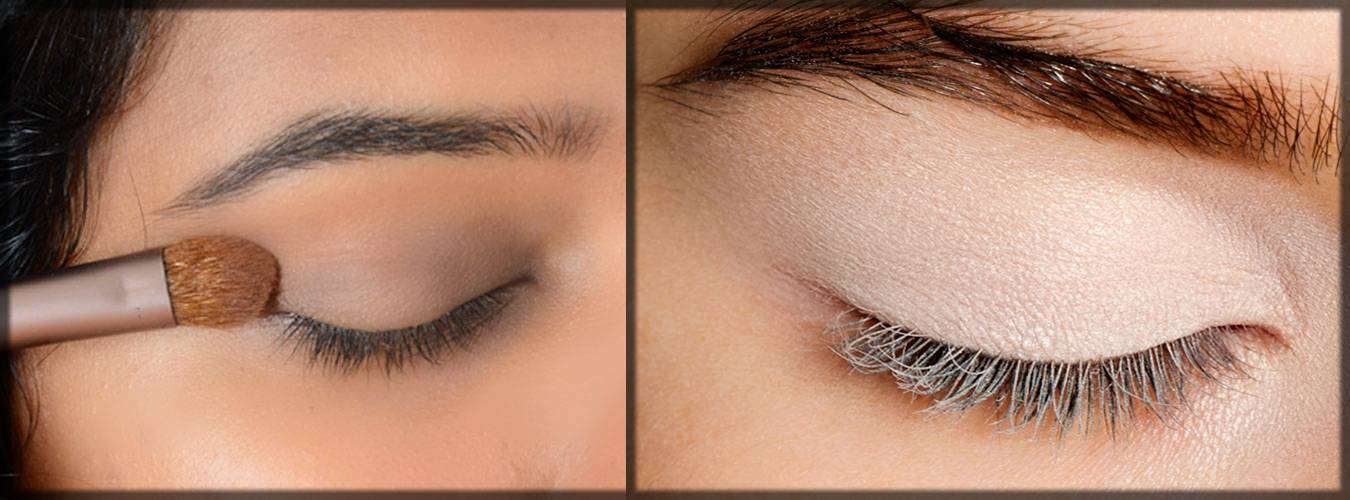 how to apply eye shades all over the lid