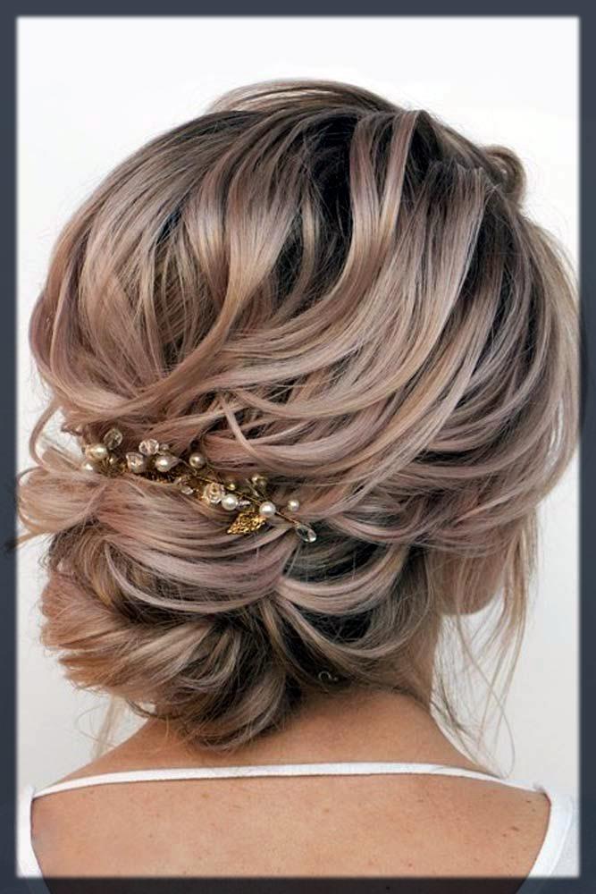hair bun for short hairs
