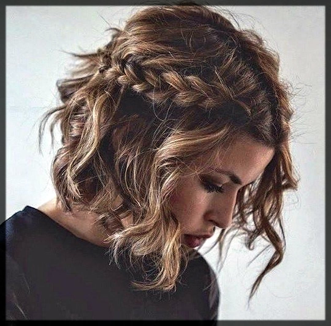hairstyles for short hairs
